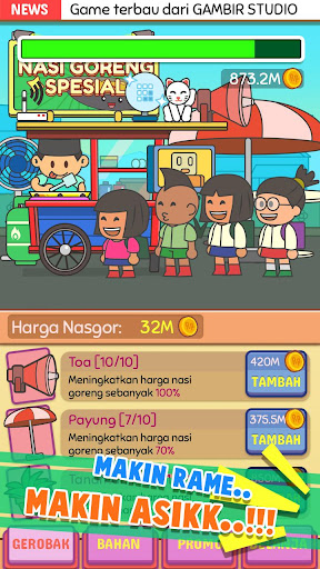 Nasi Goreng Spesial  gameplay | by HackJr.Pw 3