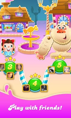 Candy Crush Soda Saga 1.71.3 - Screenshot 4