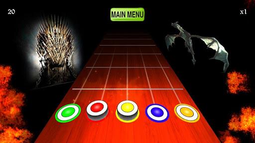 Guitarist : guitar hero battle - Guitar chords apkpoly screenshots 7