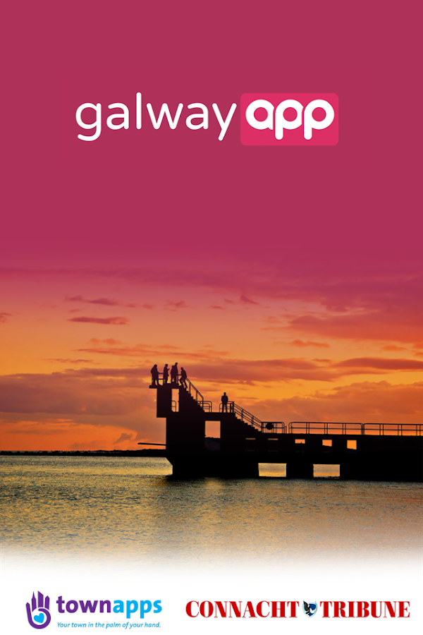 Galway App- screenshot