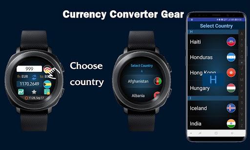 Download Currency Converter Gear MOD APK 5