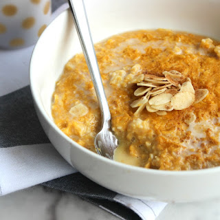 Pumpkin Pie Spiced Oats