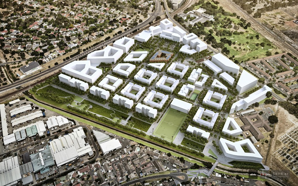 All together now as integrated suburb is unveiled at Cape Town hospital site - TimesLIVE