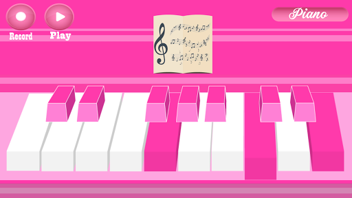Pink Piano 1.1 screenshots 6