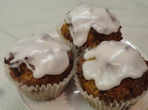 "Lemon Date Muffins - Healthy ""These are very tasty and the muffins..."