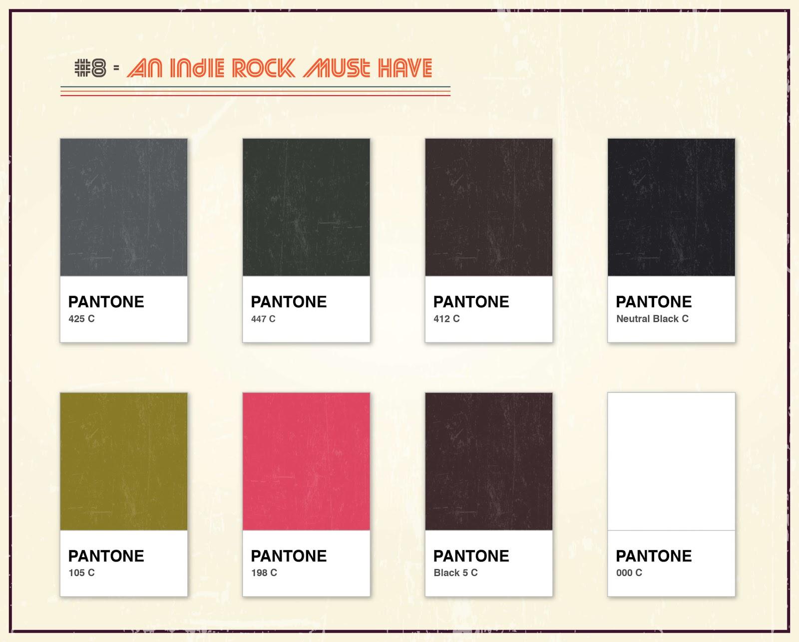 Album Artwork As Pantone: Famous Album Covers Without Text Quiz_8