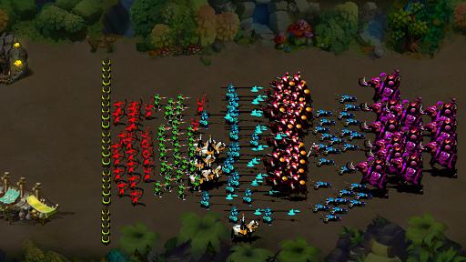 StickMan Defense War - Empire Hero & Tower Defense android2mod screenshots 3