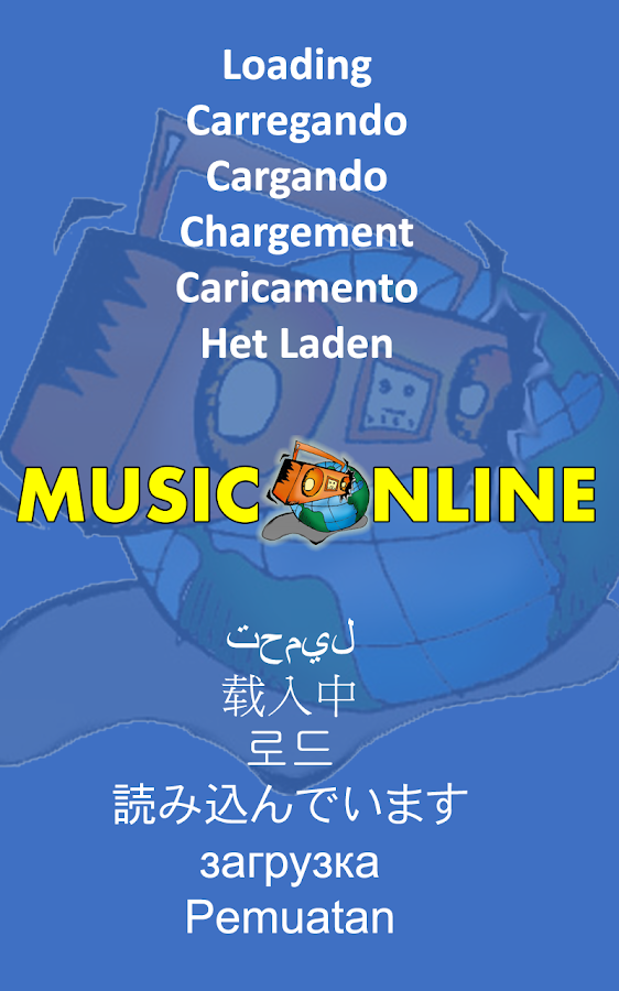 Music Online - Lyrics & Videos- screenshot