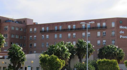 El Hospital de Poniente amplía UCI y deriva pacientes a El Toyo