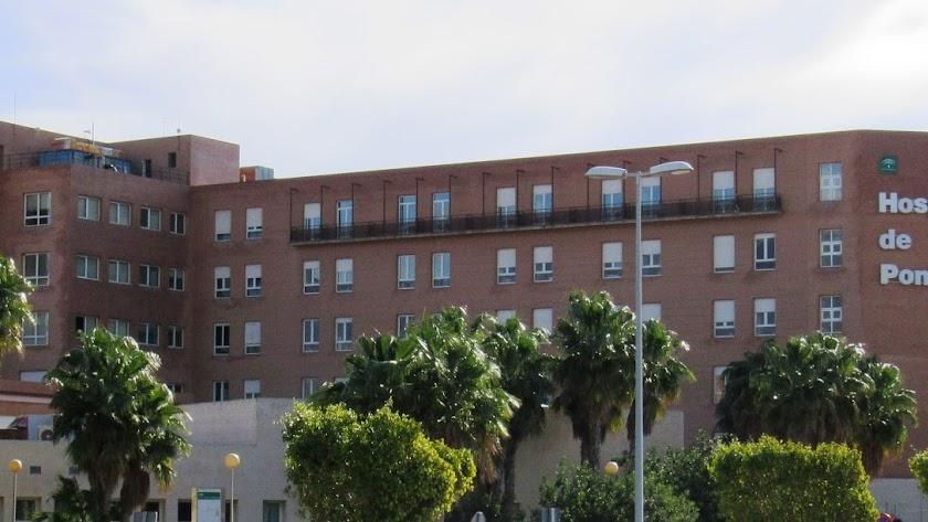 Hospital de Poniente de El Ejido.