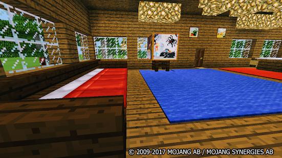 Western House Minecraft Map - náhled