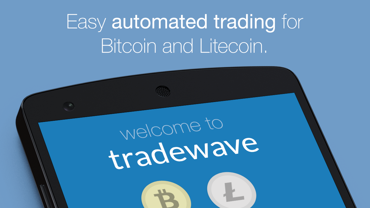 Tradewave- screenshot