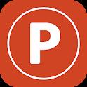 PDF to PPTX Converter icon