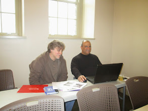 Photo: Technical Support Session