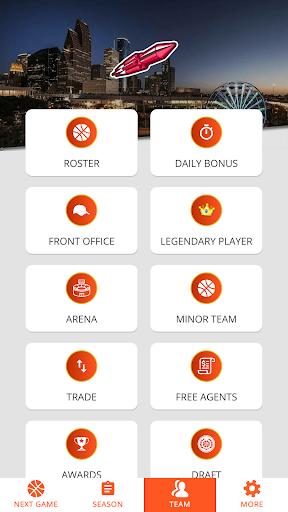Astonishing Basketball Manager 20 - Simulator Game  screenshots 5