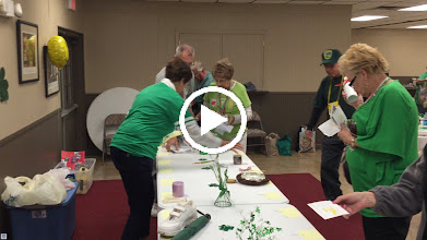 Video: Our Activities Chairperson Nancy did a LOT of work to make this fun event happen!!!  She is SO good at planning activities :).