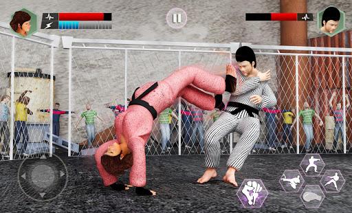 Karaté Roi Combattant: Kung Fu 2018 finale Lutte  captures d'écran 2