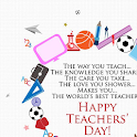 Happy Teacher's Day Wallpapers icon