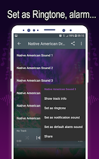 Download Native American Drum Sounds For PC Windows and Mac apk screenshot 2
