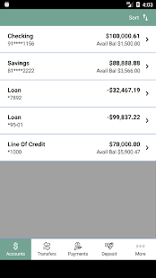Sage Capital Mobile Banking- screenshot thumbnail