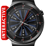Mesh Turbine HD Watch Face Icon