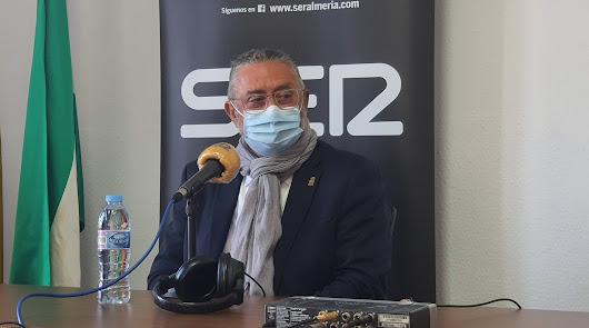 El alcalde de Albox comunica su positivo por coronavirus