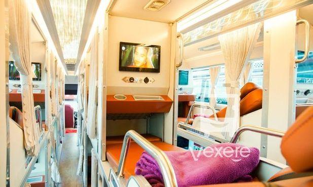 Xe Liên Hưng Limousine 34 giường