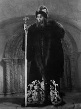 "Photo: Film ""Ivan The Terrible"" by S. Eisenstein Nikolay Cherkasov (Ivan)"