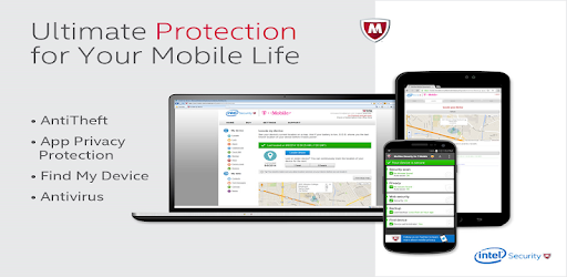 McAfee® Security for T-Mobile - Apps on Google Play