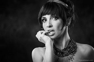 Photo: portret, fotografia portretowa, jacek taran, fotograf krakow, portret kobiety, ela kulpa, de colt