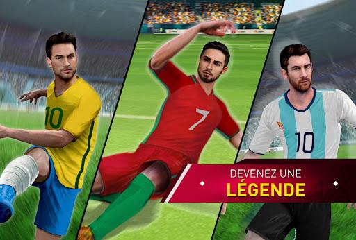 Soccer Star 2022 World Legend: Jeu de football  captures d'écran 1