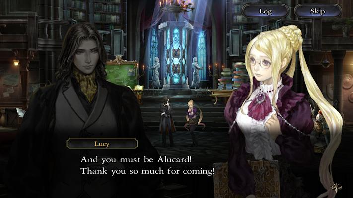 Castlevania Grimoire of Souls Screenshot Image