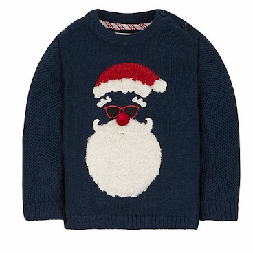 Mothercare 聖誕冷衫