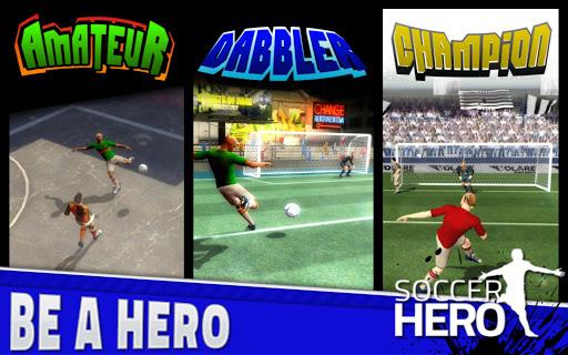 Soccer Hero 2.38 screenshots 3