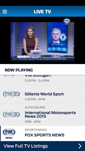 FOX Sports Asia 3.4.5 screenshots 8