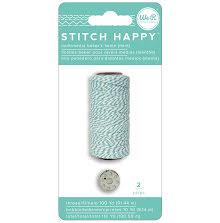 We R Memory Keepers Stitch Happy Twine - Mint