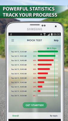 UK Driving Theory Test - screenshot