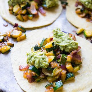 5 Ingredient Zucchini Lovin' Tacos.