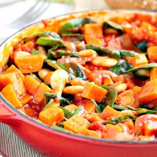 Sweet Potato Tomato Stew Recipes