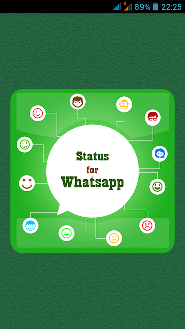 #1. Status for Whatsapp (Android)