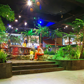 Trans City Park by Mulawardi Sutanto - City,  Street & Park  City Parks ( mantap, city, trans studio, travel, park, bandung )