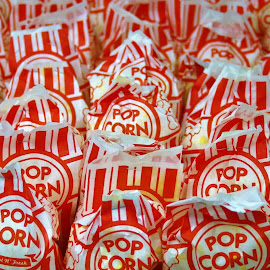 Popcorn by Martin Stepalavich - Artistic Objects Other Objects