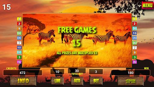 friend safari 3 slots