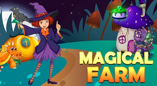 Happy Merge magic Dragon Farm life - offline game 1.5