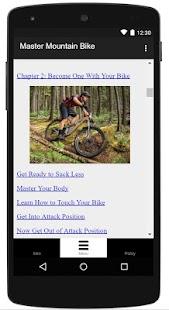 Learn Riding Mountain Bike - náhled