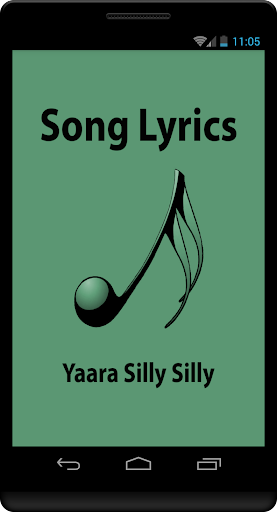 Lyrics of Yaara Silly Silly
