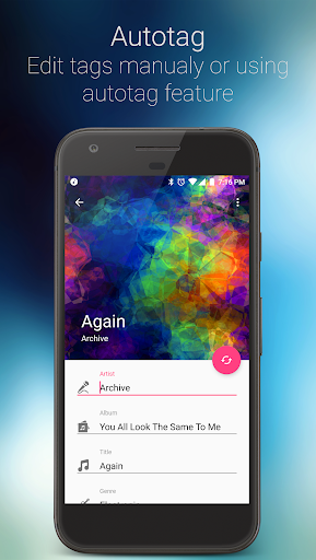 Music Tag Editor - Fast Albumart Song Editor 2.6.1 screenshots 1