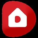두꺼비세상 - 원룸,투룸,오피스텔,빌라,아파트 한번에! icon