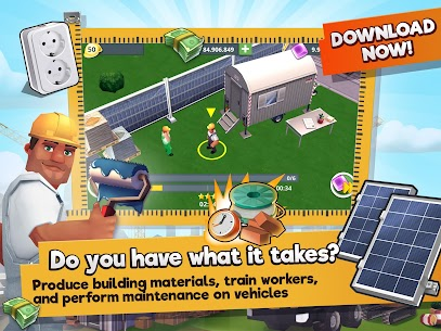 Construction Hero MOD APK 1.0.542 [Unlimited Diamonds + Cash] 7