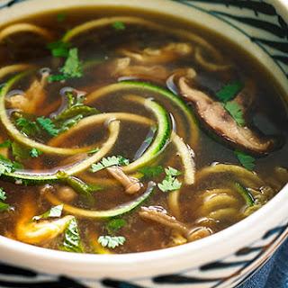Asian Noodle Soup.
